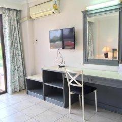 Garden Paradise Hotel & Serviced Apartment 3* Стандартный номер с различными типами кроватей фото 9