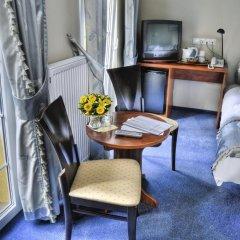 Отель Villa Angela 3* Номер Делюкс с различными типами кроватей фото 5