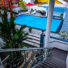 Отель Chamo Villa балкон