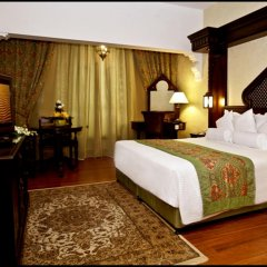 Arabian Courtyard Hotel & Spa 4* Номер Classic с различными типами кроватей фото 2