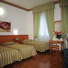 Hotel Accademia 3* Стандартный номер с различными типами кроватей фото 4