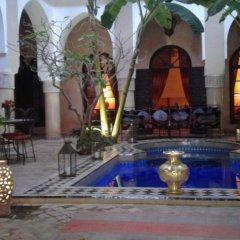 Отель Riad Nabila Марракеш помещение для мероприятий фото 2