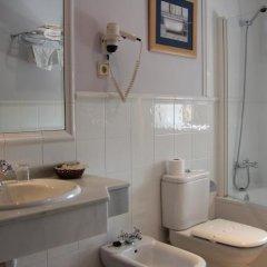 Отель Palación de Toñanes ванная