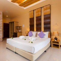 Отель Palm Leaf Resort Koh Tao 3* Номер Делюкс с различными типами кроватей