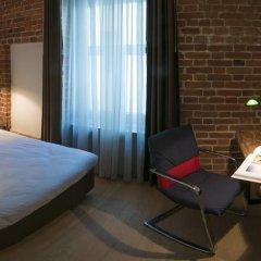 Дизайн-отель Brick 4* Улучшенный номер с различными типами кроватей фото 2