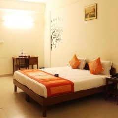 Отель Rachna Tourist Lodge Номер Делюкс с различными типами кроватей