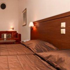 Green Hill Hotel 2* Стандартный номер с различными типами кроватей фото 3