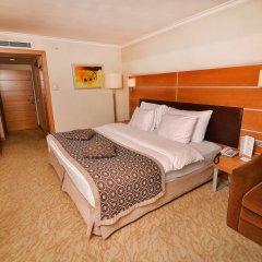 Ankara Plaza Hotel 4* Номер Делюкс двуспальная кровать фото 5