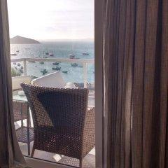 Отель Ao Por do Sol - Adults Only 3* Улучшенный номер с различными типами кроватей фото 2