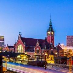 Отель Scandic Gdańsk Польша, Гданьск - 1 отзыв об отеле, цены и фото номеров - забронировать отель Scandic Gdańsk онлайн балкон