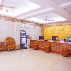 Sanya Kaidi Hotel интерьер отеля
