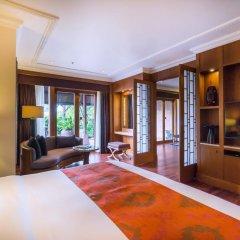 Sheraton Grande Sukhumvit, Luxury Collection Hotel, Bangkok 5* Люкс Rajah с различными типами кроватей фото 4