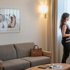 Отель Novotel Muenchen Airport 4* Стандартный номер фото 14