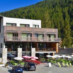 Отель Basecamp Nives Стельвио парковка