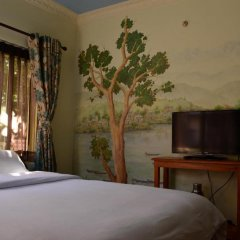 Отель 327 Thamel Hotel Непал, Катманду - отзывы, цены и фото номеров - забронировать отель 327 Thamel Hotel онлайн комната для гостей фото 5