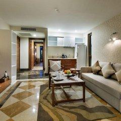 Отель Nirvana Lagoon Villas Suites & Spa 5* Люкс повышенной комфортности с различными типами кроватей фото 19
