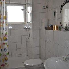 Отель Isabel's Apartment Германия, Кёльн - отзывы, цены и фото номеров - забронировать отель Isabel's Apartment онлайн ванная фото 2