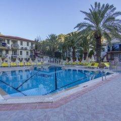 Hotel Karbel Sun бассейн