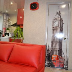 Апартаменты Red Bus Apartment na Mira Апартаменты с различными типами кроватей фото 30