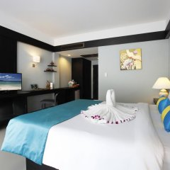 Отель Diamond Cottage Resort And Spa 4* Улучшенный номер фото 12