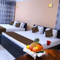Отель Kodigahawewa Forest Resort 3* Номер Делюкс с различными типами кроватей фото 6