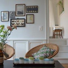 Отель Chambre dhôtes Zita Brussels 4* Люкс повышенной комфортности с различными типами кроватей фото 4