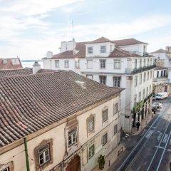 Апартаменты Portas do Teatro Apartment балкон
