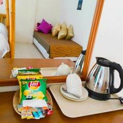 Отель Kantiang Oasis Resort And Spa 3* Улучшенный номер