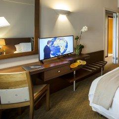 Dekelia Hotel 3* Стандартный семейный номер с различными типами кроватей фото 2