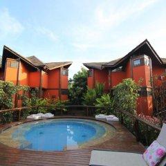 Отель Pousada Triboju бассейн фото 3