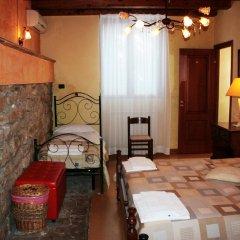 Отель La Casa sulla Collina d'Oro 3* Стандартный номер фото 13