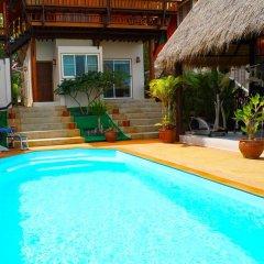 Отель Villa Ayutthaya @ Golden Pool Villas Таиланд, Ланта - отзывы, цены и фото номеров - забронировать отель Villa Ayutthaya @ Golden Pool Villas онлайн бассейн фото 3