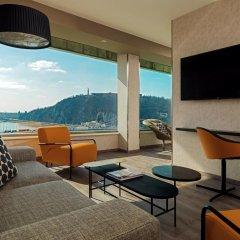 Budapest Marriott Hotel 5* Полулюкс с различными типами кроватей фото 6