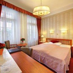 Hotel Salvator 3* Стандартный номер с различными типами кроватей фото 3