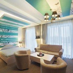 Гостиница Берега 3* Люкс с различными типами кроватей фото 21
