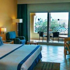 Отель Cleopatra Luxury Resort Makadi Bay 5* Стандартный номер с различными типами кроватей фото 8