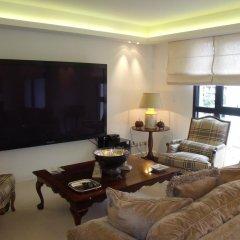 Отель Résidence Carlton Riviera комната для гостей