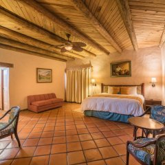 Hotel Mision Cerocahui комната для гостей фото 4