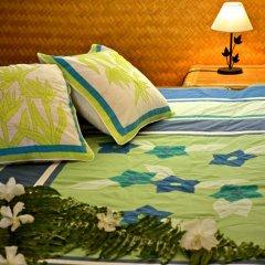 Отель Te Ora Hau Ecolodge комната для гостей фото 3