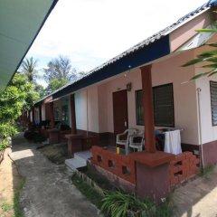 Отель Saladan Beach Resort 3* Стандартный номер с различными типами кроватей фото 8