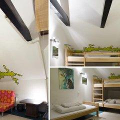 Pogo Hostel Кровать в общем номере фото 2