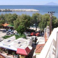 Hotel Sgouridis пляж фото 2
