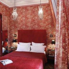 Отель Saint James Paris 5* Стандартный номер с различными типами кроватей фото 10