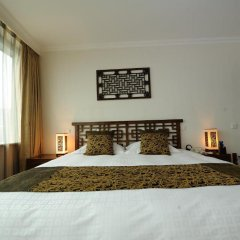 Howard Johnson Paragon Hotel Beijing комната для гостей фото 14
