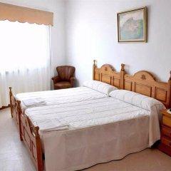 Отель Pension Costiña 2* Стандартный номер с различными типами кроватей фото 6
