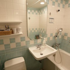 Hotel Monterey Lasoeur Ginza ванная