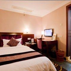 Haijun Hotel 3* Стандартный номер с двуспальной кроватью