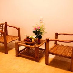 Отель Hoi An Rustic Villa 2* Номер Делюкс с различными типами кроватей фото 4