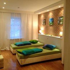 Сити Комфорт Отель 3* Стандартный номер с 2 отдельными кроватями