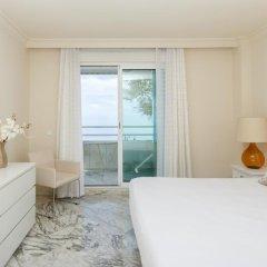 Отель Coral Beach Aparthotel 4* Улучшенные апартаменты с различными типами кроватей фото 14